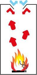 Урна бермуда 80 система тушения огня при возгорании