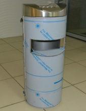 Напольная пепельница с урной FINBIN VOLCANO (в технологической пленке)