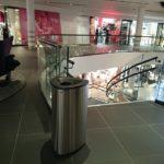 нержавеющая урна FINBIN BERMUDA 80 в магазине