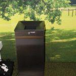 Урна для мусора FINBIN EDGE 100 литров