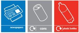 бумага банки пластик раздельный сбор
