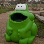 Урна для мусора GLASDON Froggo лягушка детская площадка