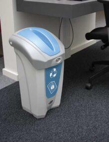 контейнер-урна для раздельного сбора в офисах NEXUS 30