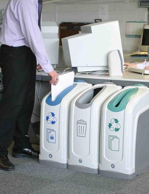 контейнер для внутреннего сбора мусора GLASDON NEXUS 50