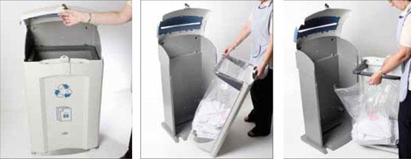 Контейнер под раздельный сбор мусора NEXUS 100