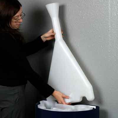 Контейнер для жидкостей в урне ENVOY CUP