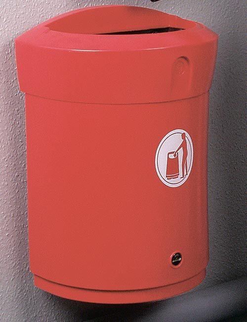 Настенная урна 90 литров GLASDON ENVOY