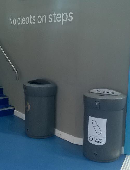 мусорная урна для бутылок ENVOY 110 литров