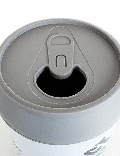 Отверстие для сбора алюминиевых банок