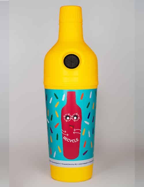 Урна бутылка для ПЭТ бутылок из под напитков