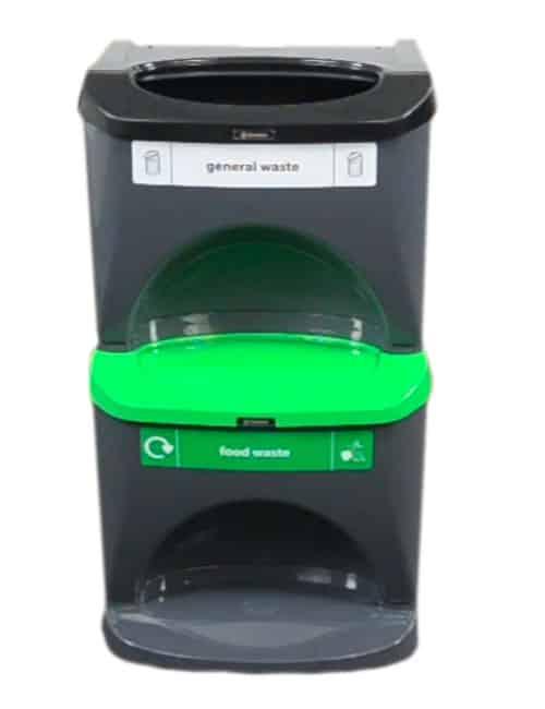 Урны штабелер для раздельного мусора NEXUS Stack